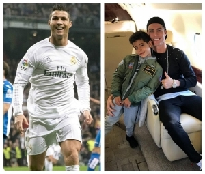 Cristiano Ronaldo Welcomes Set of Twin Babies with Surrogate Mother